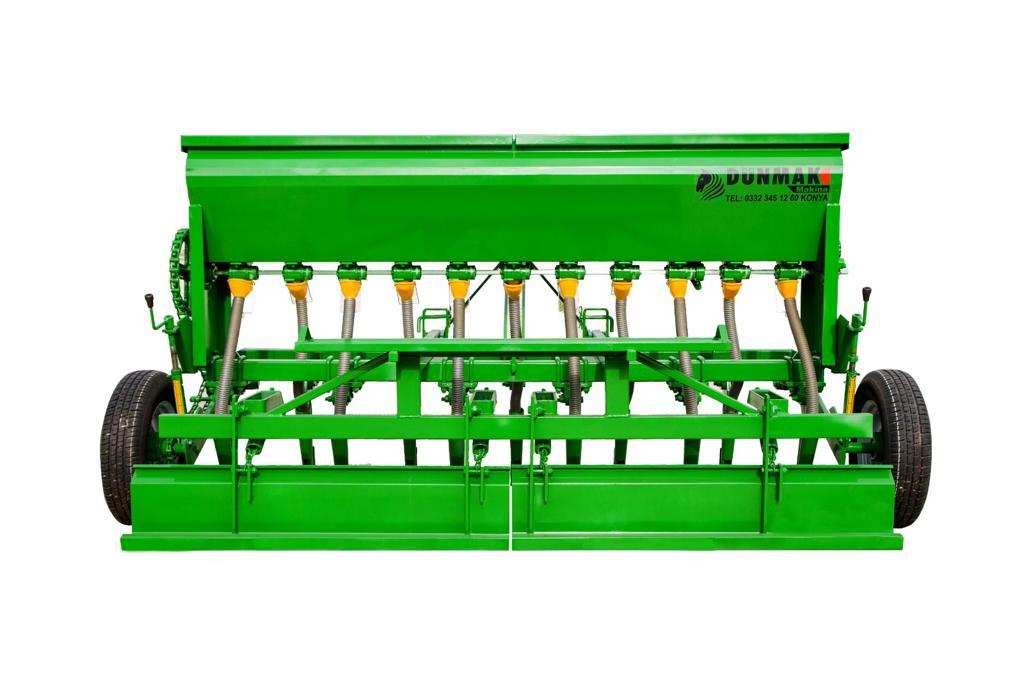 Nohut Ekim Makinesi Pim Keser Ayak Gübresiz
